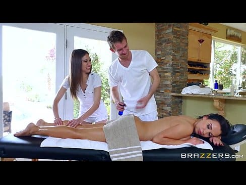 El mejor servicio de masajes porno, con todo y sexo salvaje