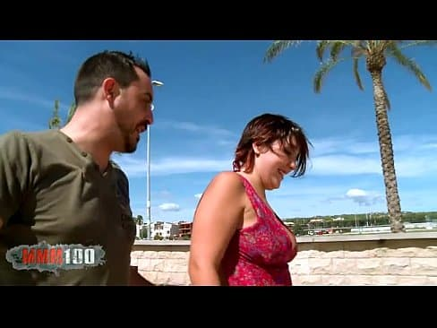 sexo duro con española caliente que conoci en la playa